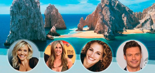 TOP 15 A-List Celebrity Holiday Destinations