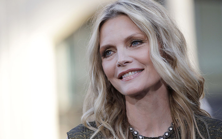 Michelle Pfeiffer age net worth