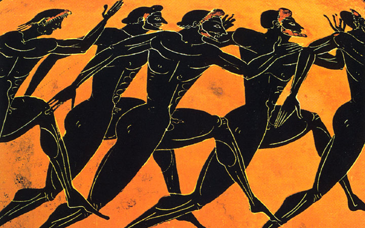 ancient Greece Olympics